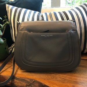 Marc Jacobs Empire City Msngr Leather Crossbody